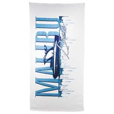 10lb. / doz. Mid-Weight Beach Towel