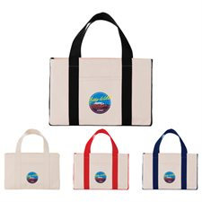 18oz Cotton Canvas Utility Tote