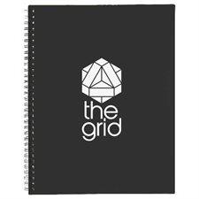 "10"" x 11.5"" Lg Business Spiral Notebook"