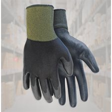 SEAMLESS NYLON KNIT GLOVES